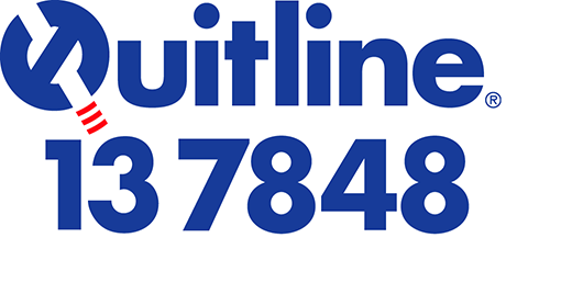 Quitline logo